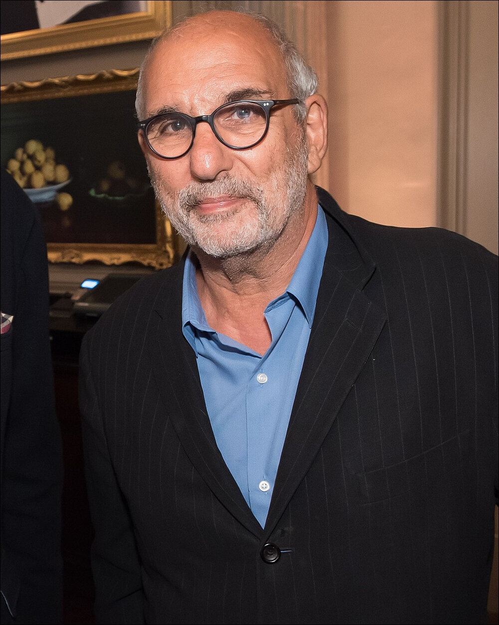 Former BBC2 controller and hacking victim Alan Yentob (Courtesy of the Financial Times)