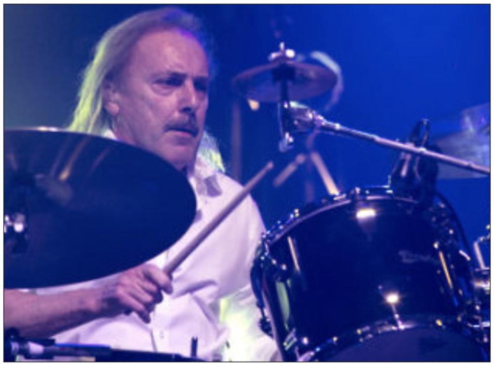 Target: Status Quo drummer John Coghlan (c) PA