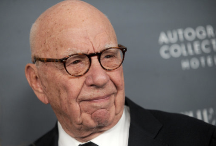 Weary: The executive team of Rupert Murdoch (above) in New York are said to be tiring of his UK newspaper business's legal problems and lack of profits (c) PA
