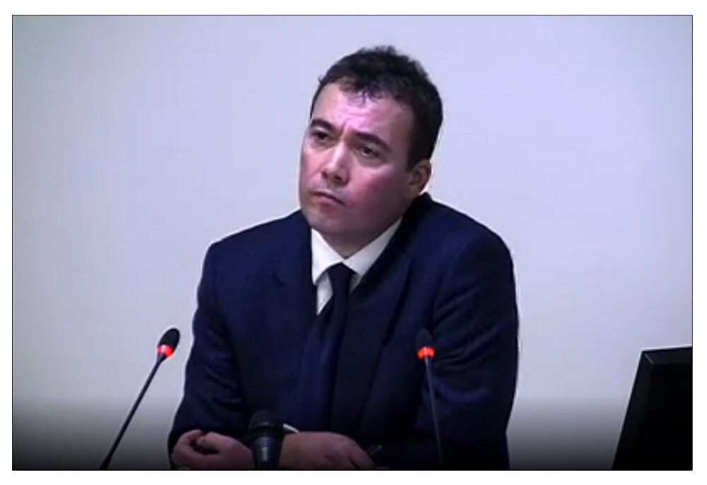 Evidence : Will Lewis answering questions at the Leveson Inquiry into Press standards in 2012