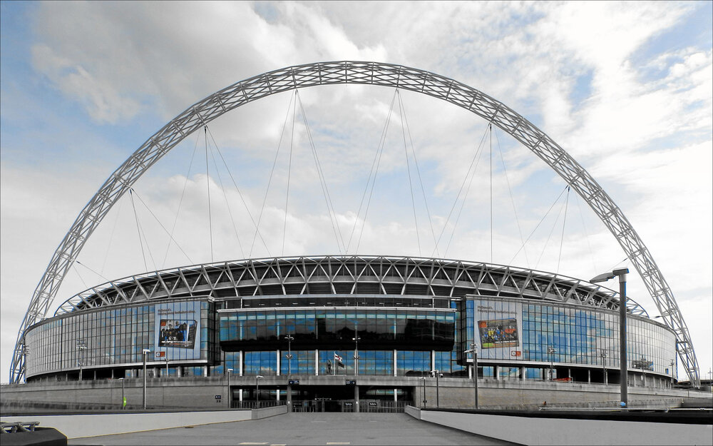 Wembley Stadium (Wikipedia)