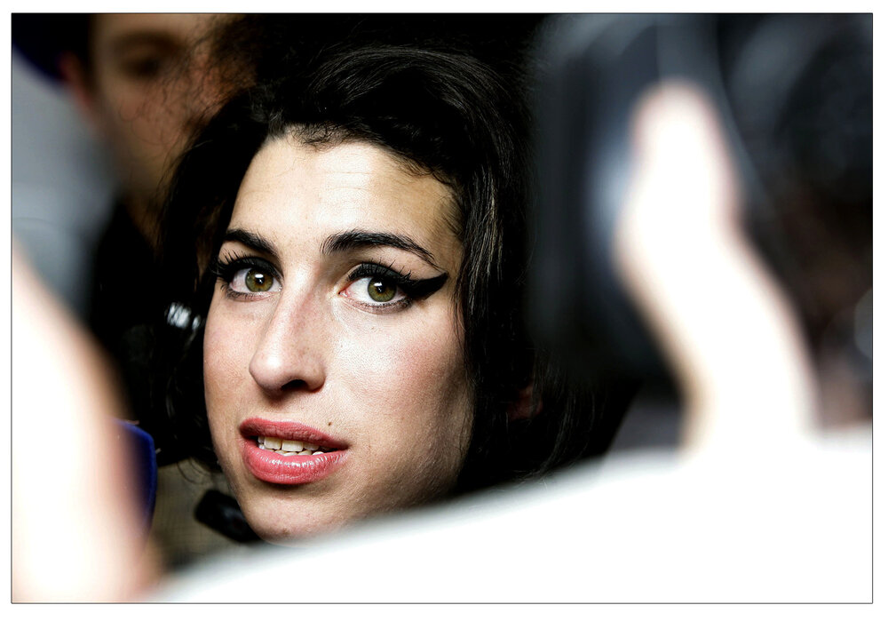 Lawsuit : The estate of the late singer Amy Winehouse, pictured here at the Ivor Novello Awards in London in May 2007, is bringing a legal action against the publishers of  The Sun. (c) Yui Mok/PA Archive/PA Images