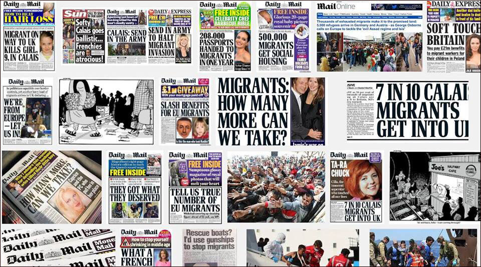 Daily Mail Headlines. Courtesy of Stop Funding Hate. ( Source )