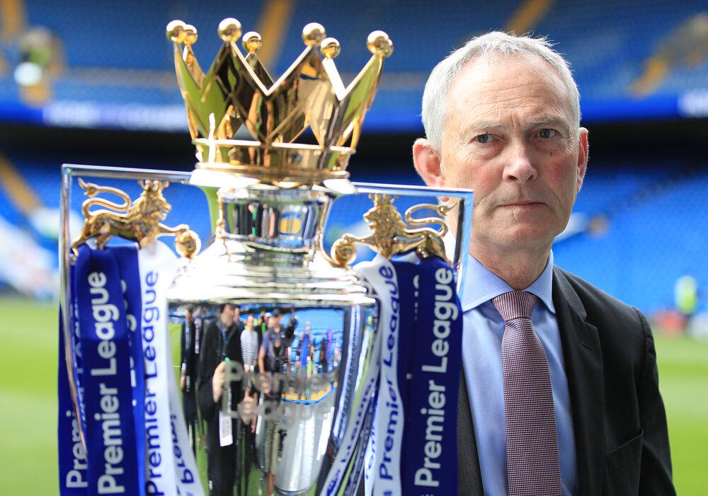 Richard Scudamore, former Executive Chairman of the Premier League (PA)