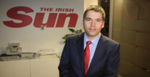 Concerns: Managing Editor Paul Clarkson flagged fears over MacKenzie column