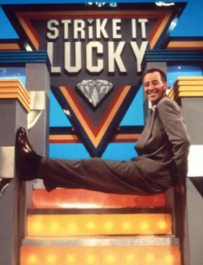 Hey Day: Michael Barrymore on Strike It Lucky