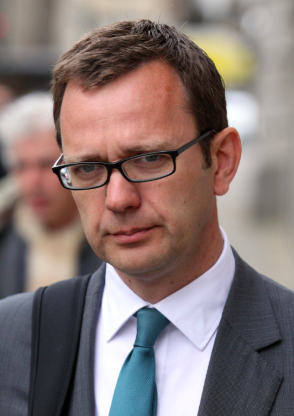 Conviction: guilty Coulson is adamant Hinton knew in 2004. Credit: PA