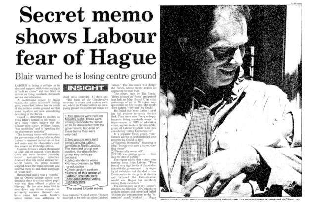 Front page story - so-called 'investigation' was actually based on bin thievery