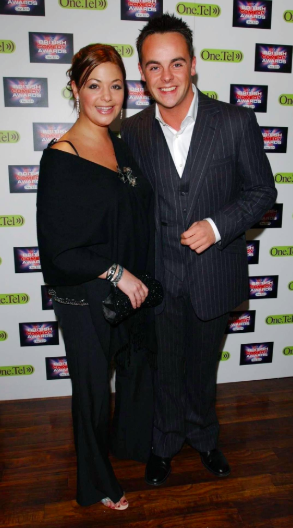 Tabloid hacking targets: Lisa Armstrong and ex-husband Ant McPartlin (c) PA