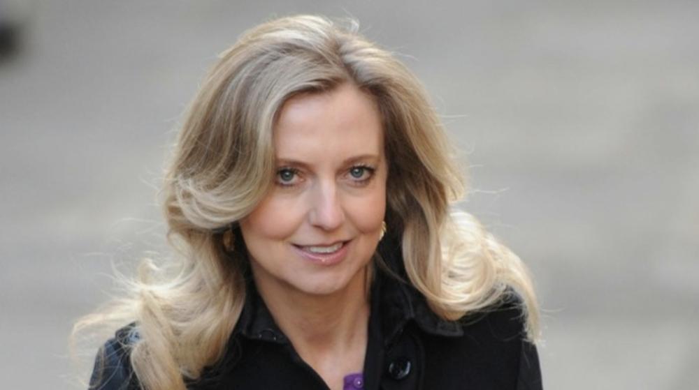 Power player: Former Sunday Mirror editor Tina Weaver (c) PA