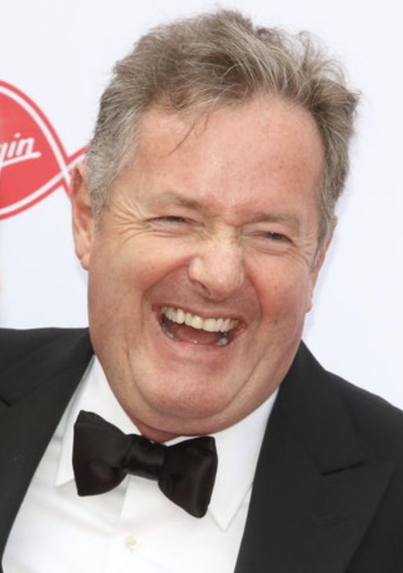 No laughing matter: Piers Morgan was editor of the Daily Mirror when hacking was widespread there (c) PA