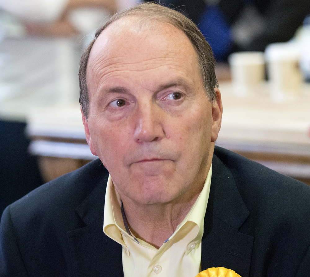 Wrongly 'outed' by  The Sun : Former Lib Dem Deputy Leader Simon Hughes is now suing the tabloid (c) PA images