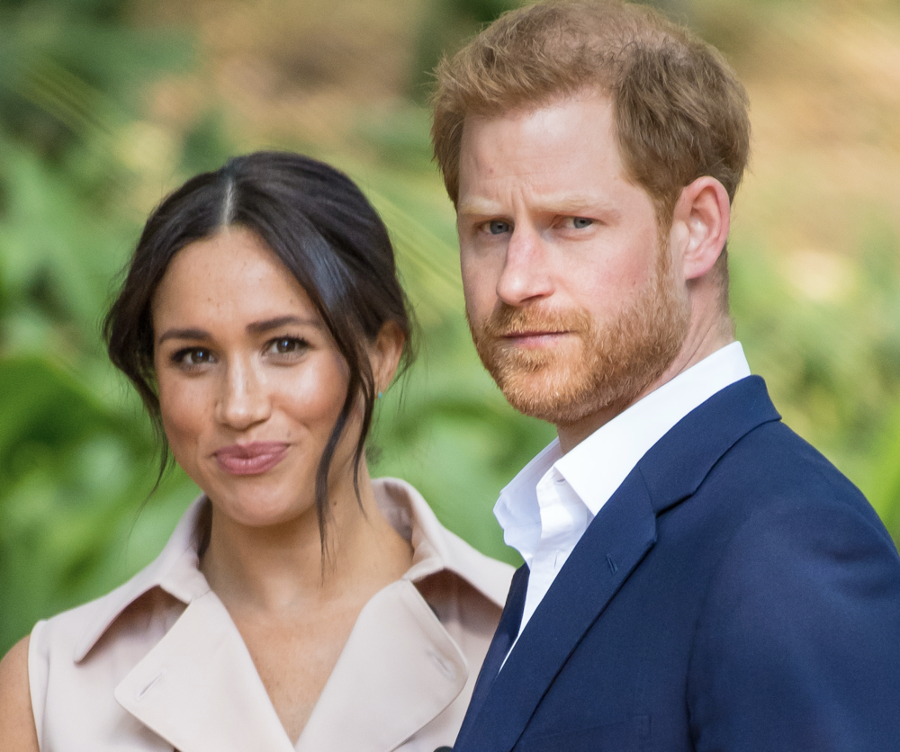 Royal couple: the Duchess of Sussex, pictured with her husband the Duke on a recent tour of South Africa, is taking on Associated Newspapers in the High Court (c) PA