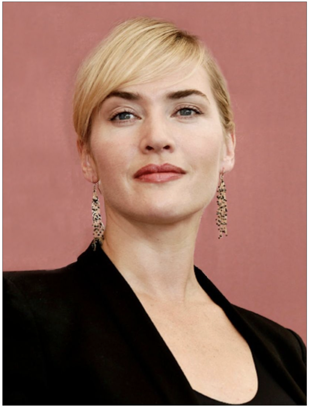 Targeted: Actress Kate Winslet (c) Creative Commons
