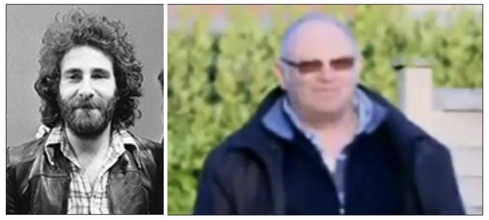 Enquiries: 10cc legend Kevin Godley (l), and (r) former private investigator turned Fleet Street whistleblower Steve Whittamore (c) Creative Commons