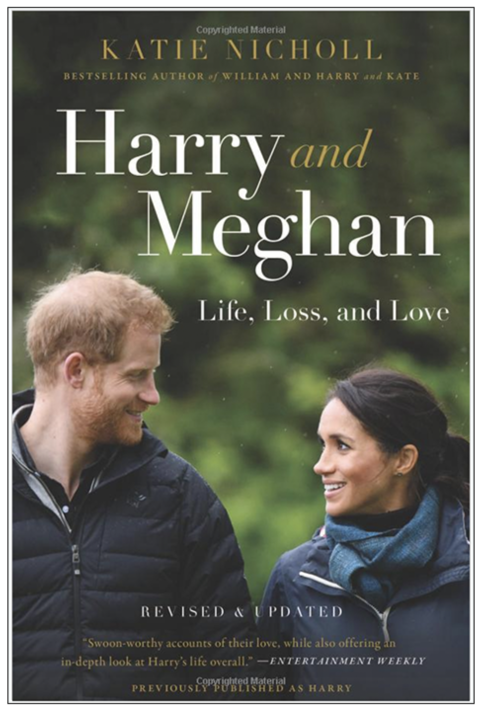 Unauthorised: Katie Nicholl's latest book about the Duke and Duchess of Sussex
