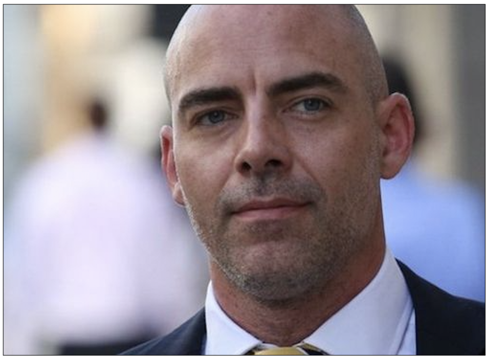 Whistleblower: journalist Dan Evans gave evidence at the Old Bailey (c) PA
