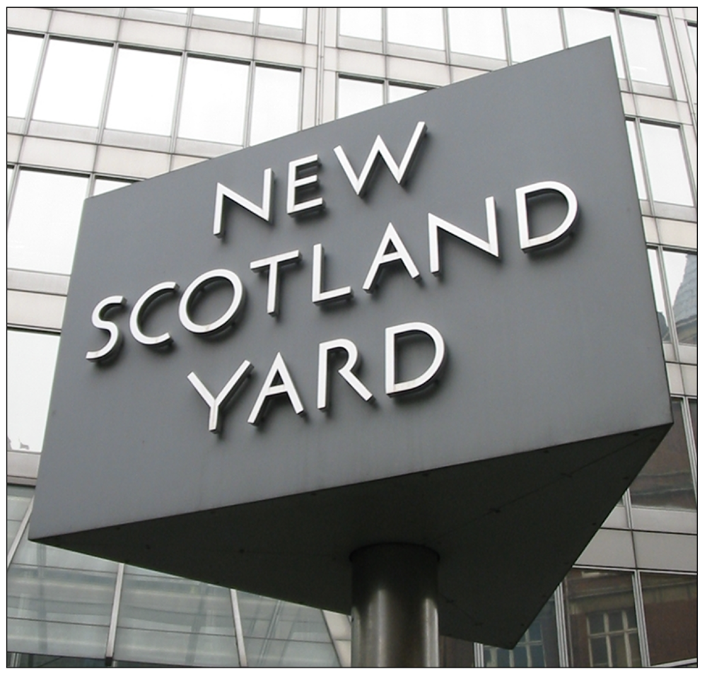 Apology:  London's Metropolitan Police was the source of information about Ms A, leaking to the  News of the World (c) Wikimedia Commons, the free media repository