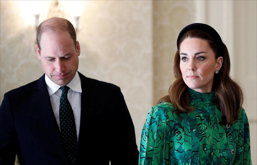 The Duke and Duchess of Cambridge (PA)