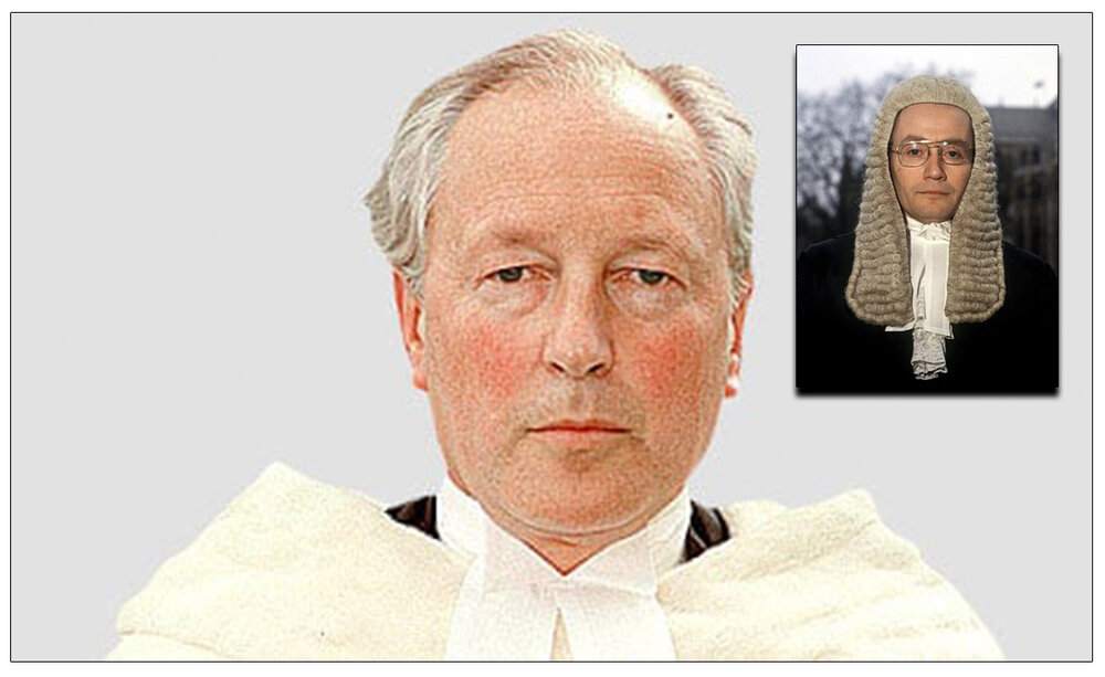 Judges:  Mr Justice Eady (main) and (inset) Mr Justice Tugendhat (c) crown copyright