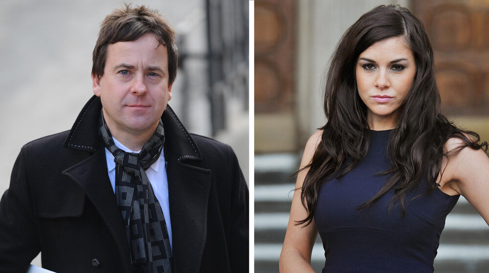 Dominic Mohan, and Imogen Thomas (PA)