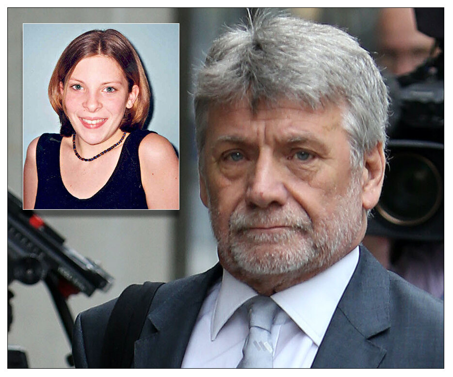 Acquitted:  Editor of  The People  in 2002 Neil Wallis,  whose paper is accused of targeting the family of murdered schoolgirl Milly Dowler  with private investigators. In 2015, Wallis was found 'not guilty' at the Old Bailey in London on phone hacking charges relating to his time at the  News of the World . (c) PA