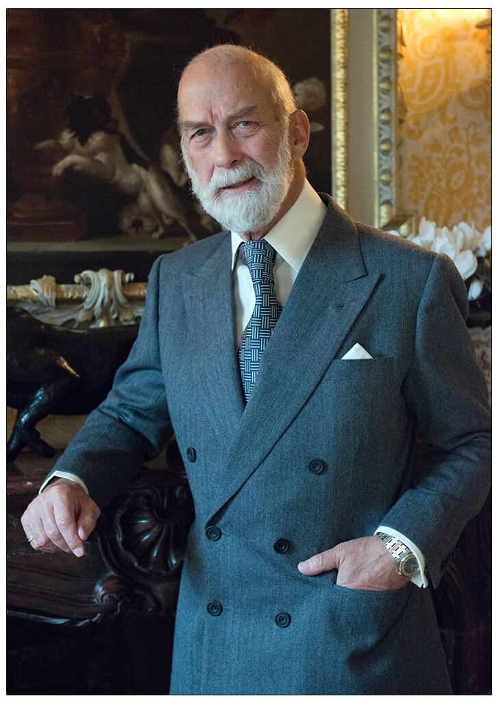 'Targeted': The Queen's first cousin,  Prince Michael of Kent  (c) Allan Warren/ Wikipedia