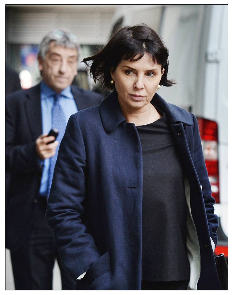Evidence:  Sadie Frost was among the eight test claimants to sue MGN in 2015. It is now alleged the company withheld evidence relevant to her case until July 2020