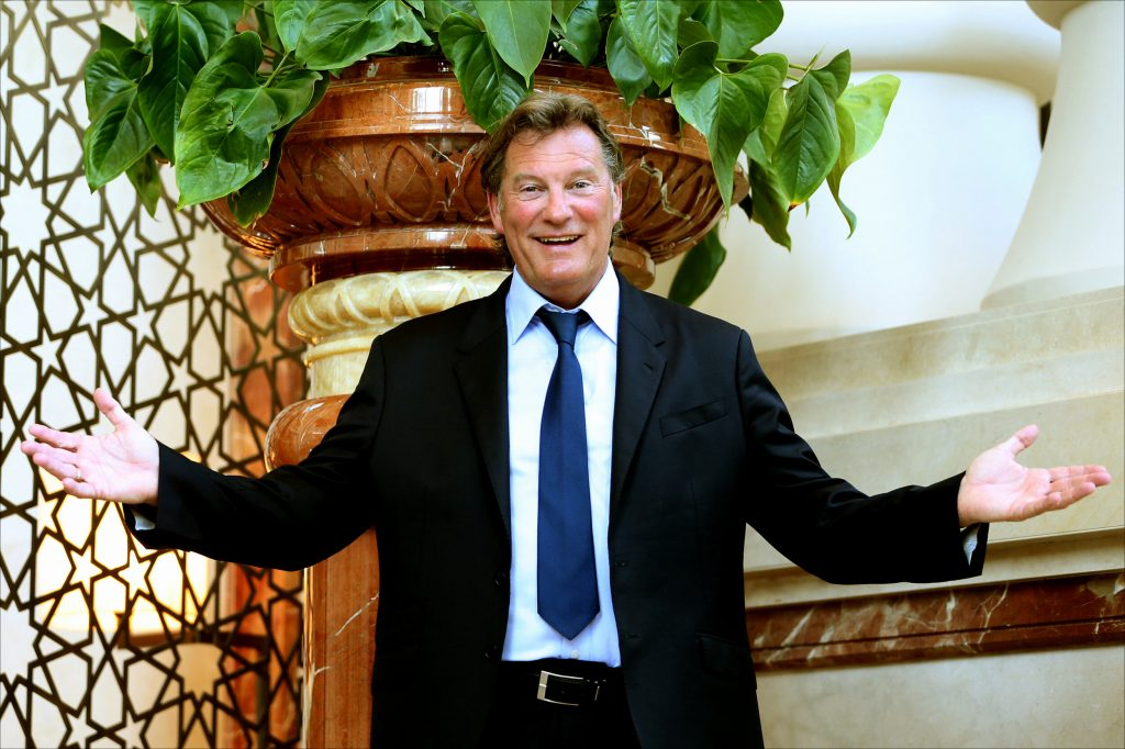 Former England Player and Manager Glenn Hoddle (PA)